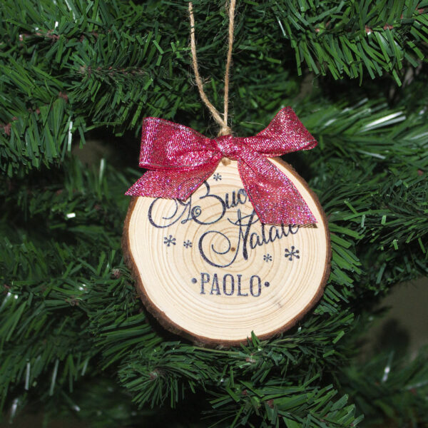 decorazione albero, buon natale