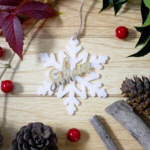 decorazione albero natalizio