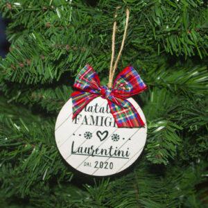 decorazione albero di natale, natale in famiglia