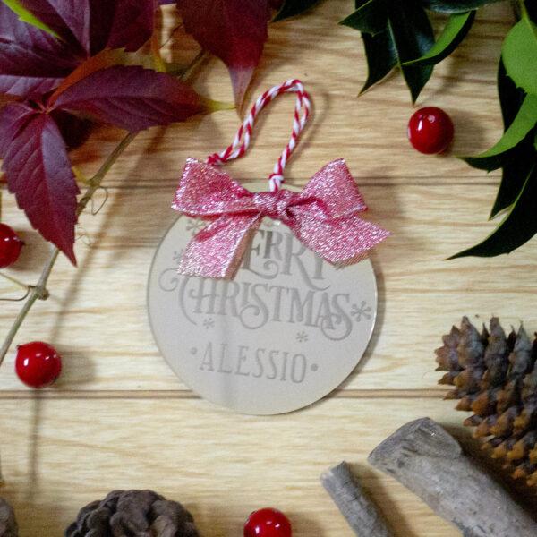 decorazione albero di natale, merry christmas