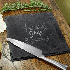 tagliere personalizzabile, cucina