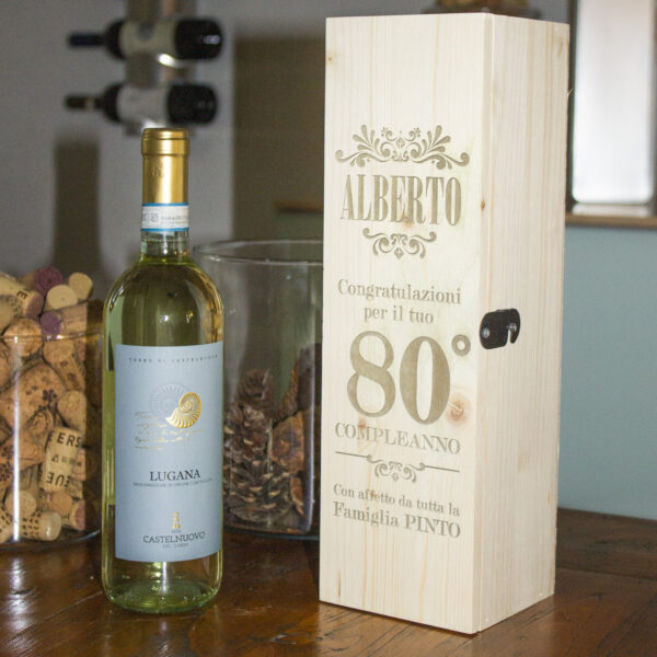 cassetta porta vino