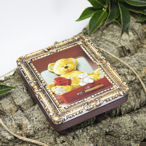 Gift box latta teddy box