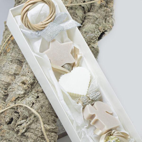 ghirlanda decorativa soap pigna