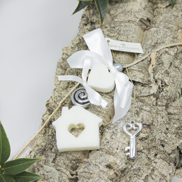 ghirlanda decorativa soap, home key