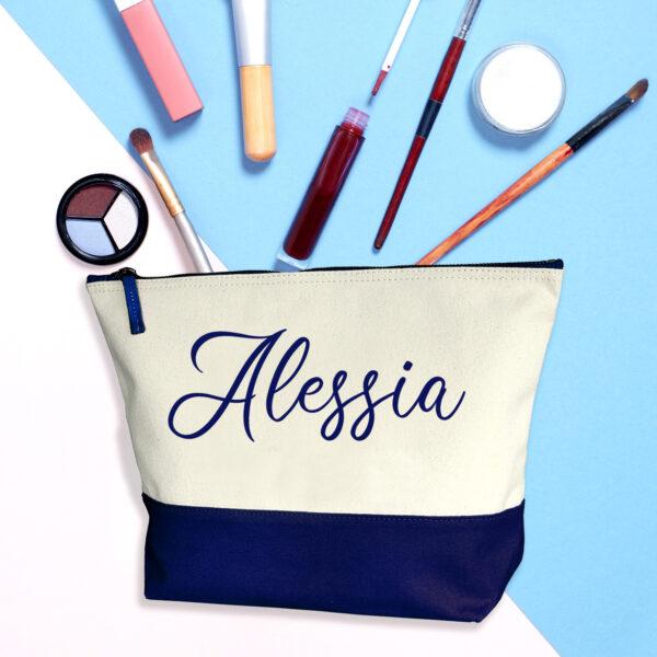 Beauty case personalizzato con il tuo nome