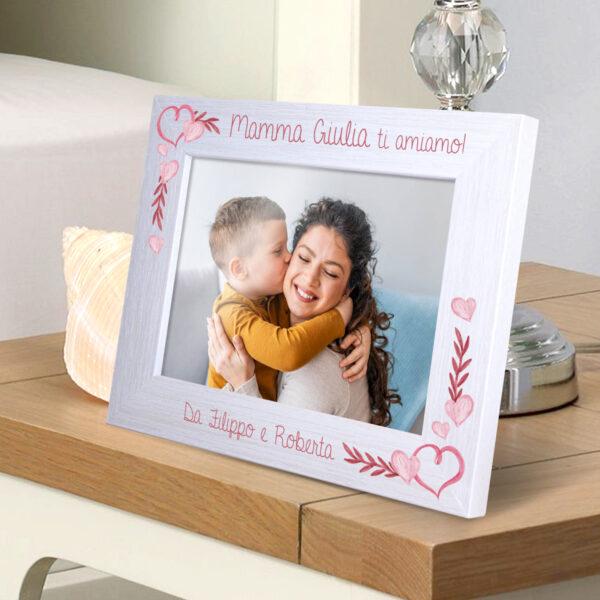cornici personalizzate, idea regalo mamma