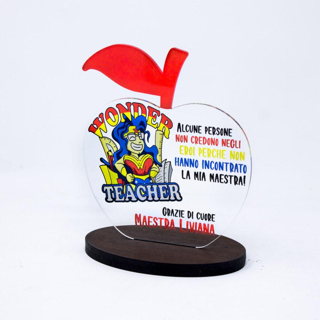 idea regalo maestra