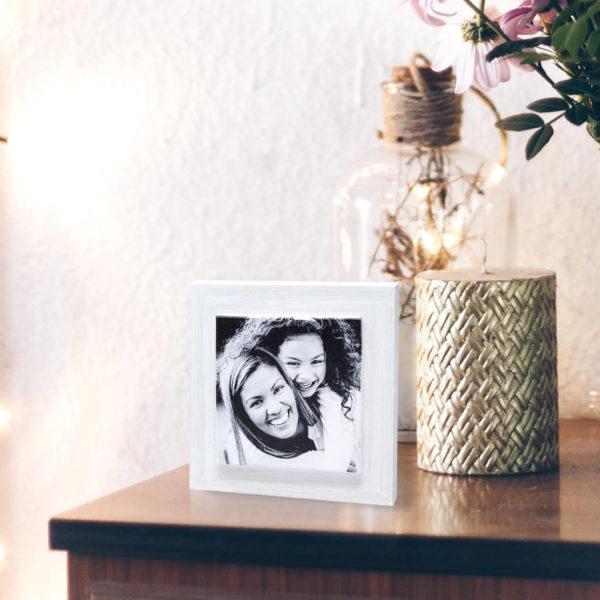 quadro canvas mamma e figlia