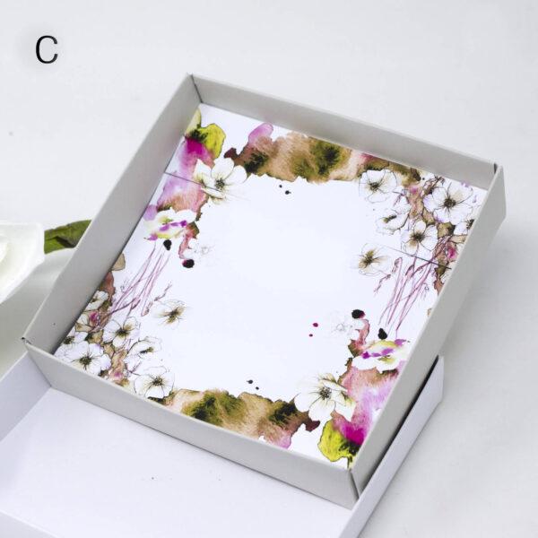 bijoux acciaio confezione regalo