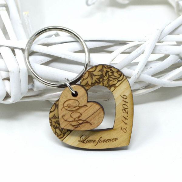 portachiavi love - BPaper | Portachiavi Cuore Love Forever