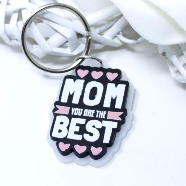 portachiavi personalizzato mamma