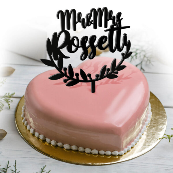 cake topper sposi, sopra torta per coppie