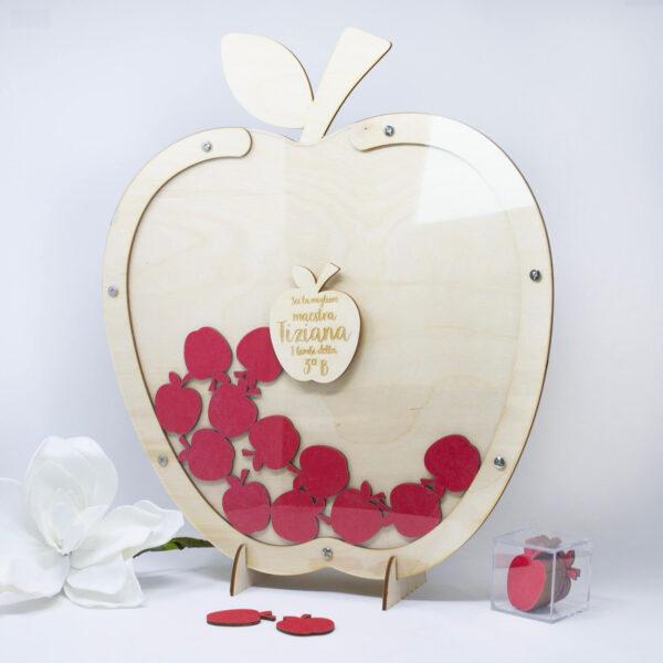 decorazione mela