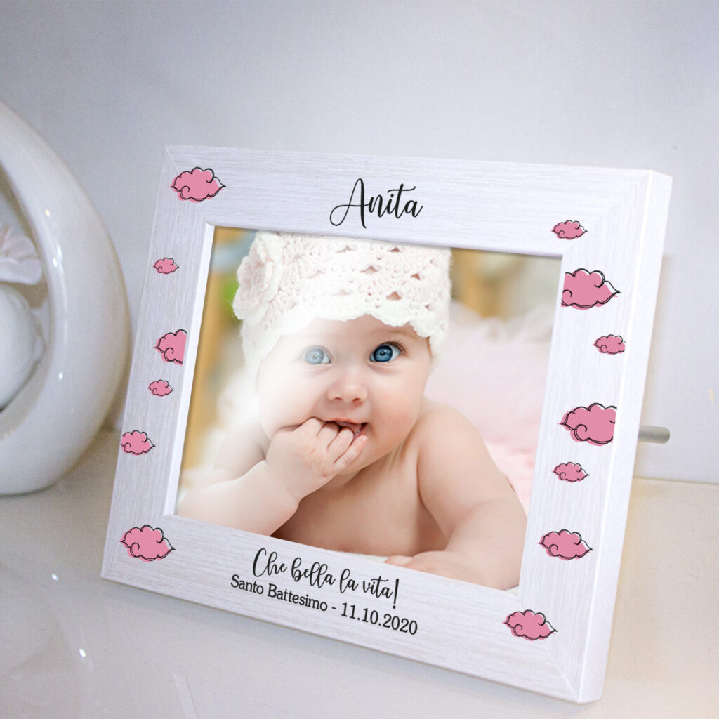 portafoto - idee regalo nascita - bpaper