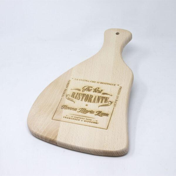 tagliere in legno personalizzabile, regalo per la nonna
