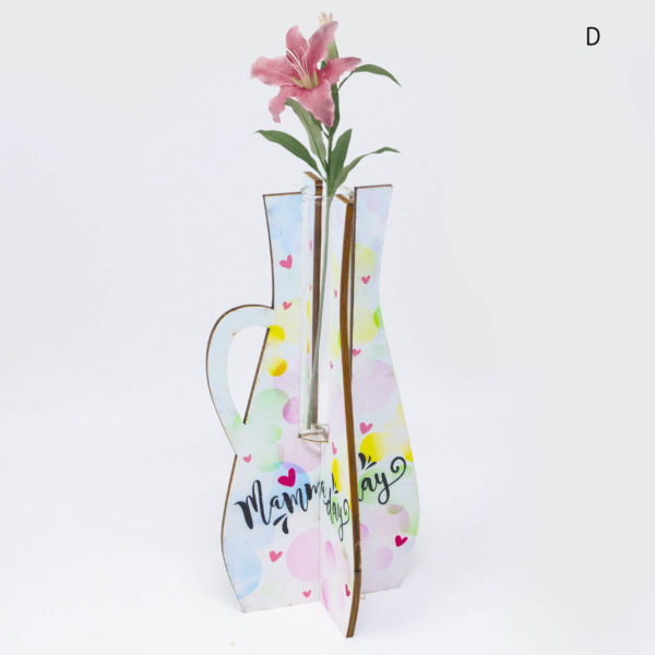 vaso fiore regalo mamma