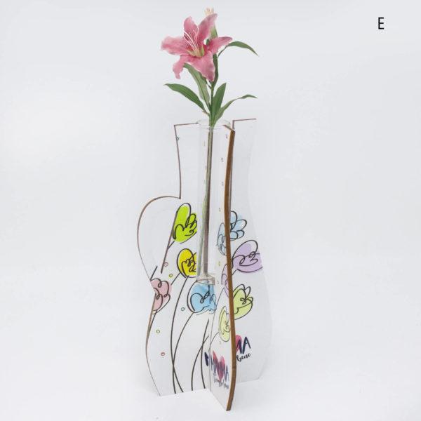 vaso fiore mamma